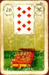 Kartenlegen mit Lilith  Lenormand  Orakel